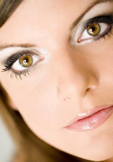 Foto Cómo maquillar los ojos para que parezcan más grandes