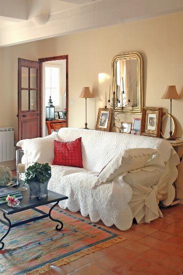 Foto Estrena sofá con una funda a medida