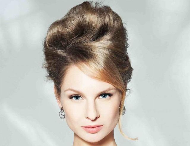 Ideas bonitas para peinados para boda faciles y rapidos Fotos de estilo de color de pelo - Peinados fáciles y rápidos para asistir a una boda ...