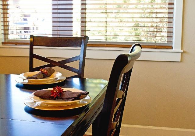 Foto Amarillos y ocres, perfectos para el salón y el comedor