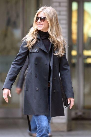 Jennifer Aniston Y Su Look De Invierno Fotos MujerdeElite