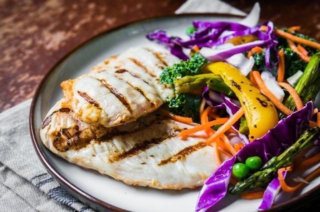 Foto La variedad y el equilibrio de nutrientes, indispensables para evitar carencias en una dieta hipocalórica