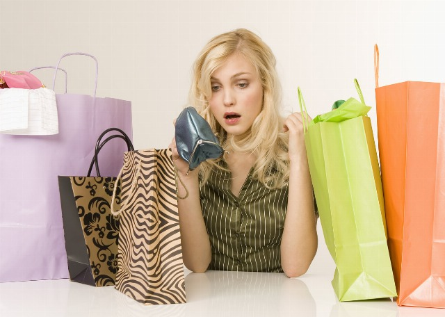 Foto Descubre si eres una compradora compulsiva