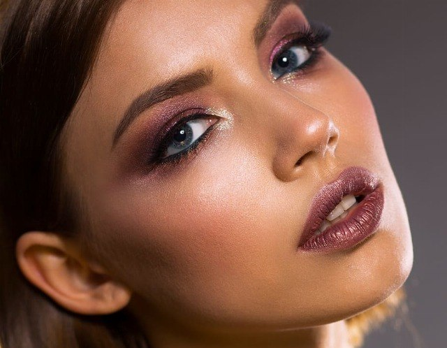Foto Maquillaje de verano para la noche