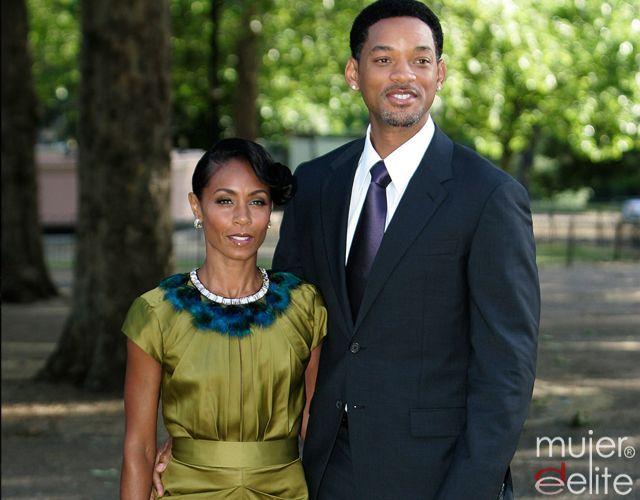 Foto Will Smith y Jada PinkettSmith