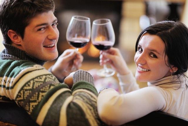 Foto Vinos y platos en armonía