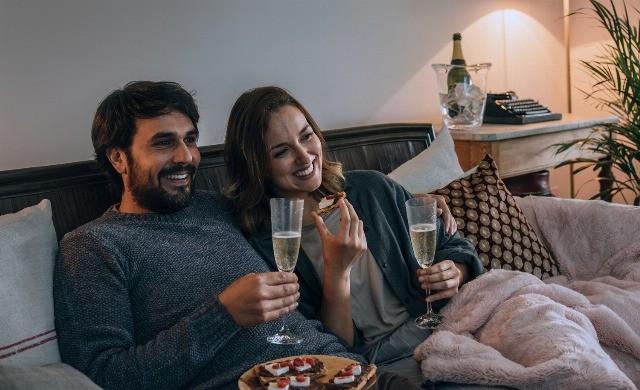 Foto Propuestas de cenas rápidas que maridan con vino