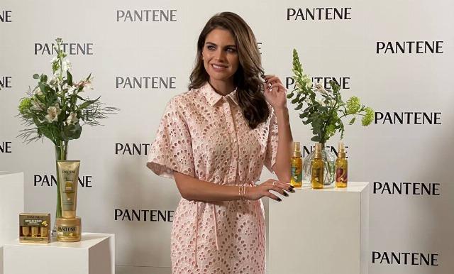 Foto Amaia Salamanca se estrena como embajadora Pantene