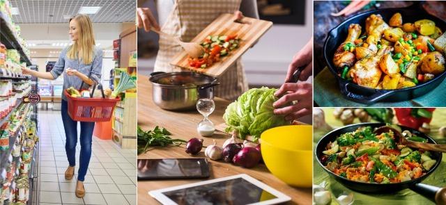 Foto Recetas de cocina ricas, sanas y anticrisis