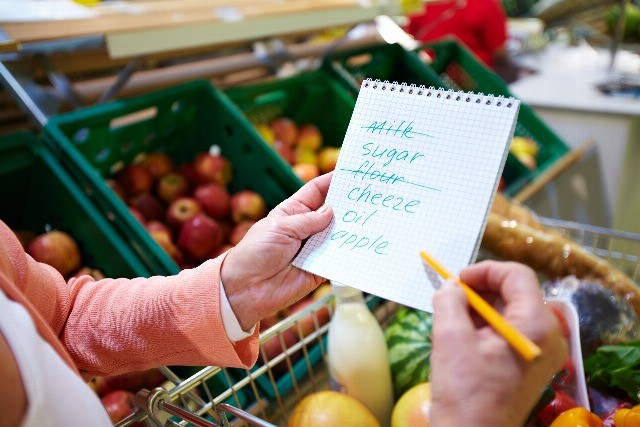 Foto La planificación de las comidas, esencial para cuidar la cantidad de dinero que se gasta en alimentos
