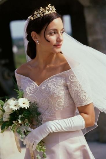 Peinados de novia recogido bajo fotos mujerdeelite - Fotos de recogidos bajos ...