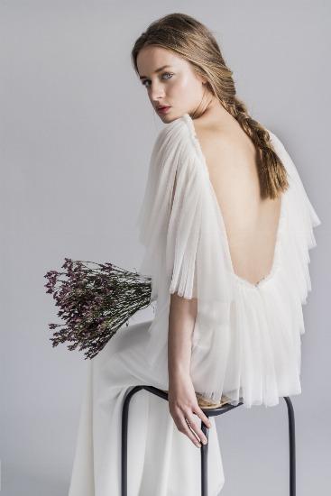 Foto Las trenzas sencillas, un recogido informal perfecto para novias