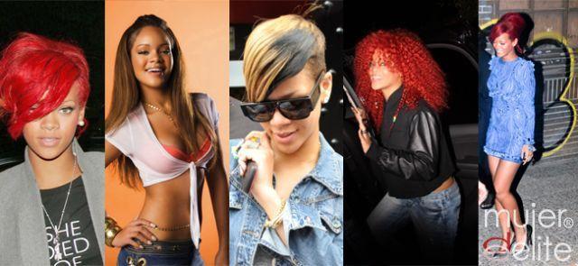 Foto Los looks de Rihanna van cambiando