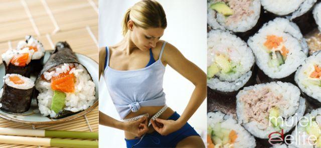 Foto Si quieres bajar peso y eres un amante de la cocina japonesa... ¡haz la dieta de los japoneses!