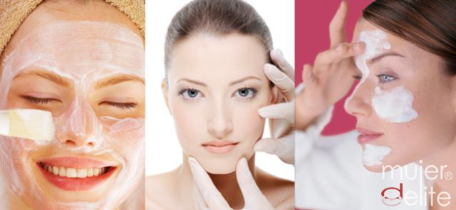 Foto La sequedad facial es un problema que afecta a muchas mujeres