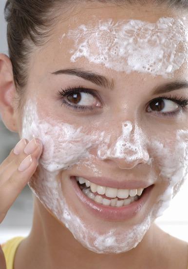 Foto Cuidados de belleza para la piel grasa