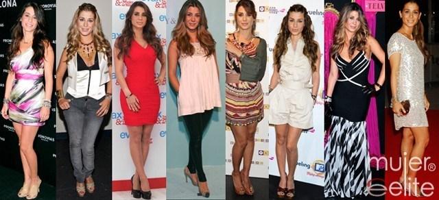 Foto Los diferentes estilos y looks de Elena Tablada