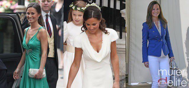 Foto Pippa Middleton destaca por su elegancia y estilo inglés