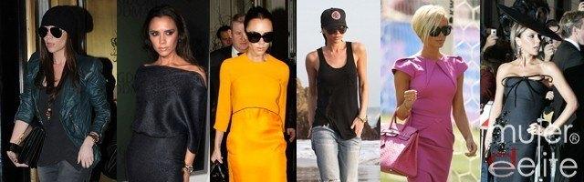 Foto Los cambios de look de Victoria Beckham