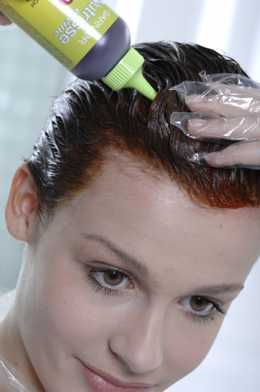 Foto Qué tipo de tinte utilizar en el cabello