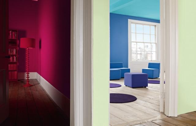 Cómo Elegir Los Colores Más Adecuados Para Pintar Mi Casa