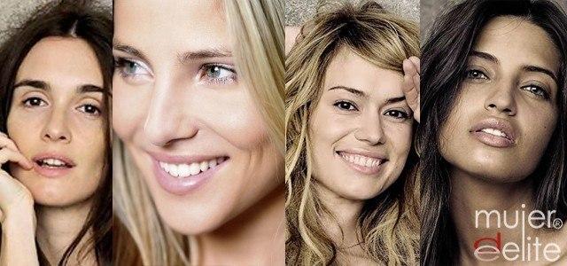 Foto Las famosas más guapas sin gota de maquillaje