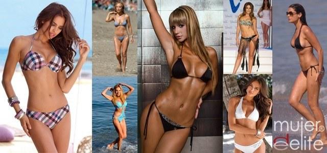 Foto El bikini, el clásico de la moda de baño