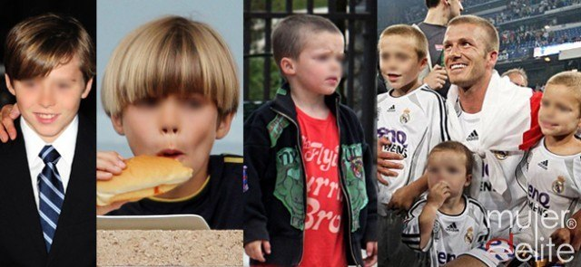 Foto Los Beckham vuelven a sorprender con el nombre de su hija: Harper Seven
