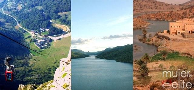 Foto Destinos de montaña nacionales e internacionales para olvidar el calor