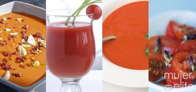 Foto La dieta del tomate: fresca, sabrosa, nutritiva y efectiva