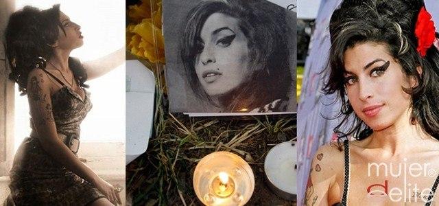 Foto Amy Winehouse aparece muerta en su casa de Londres