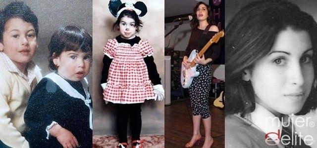 Foto Amy Winehouse sufrió una dura infancia