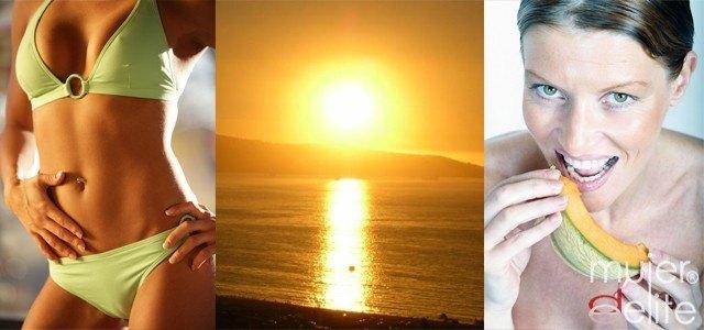 Foto Los betacarotenos: la base de la dieta del sol