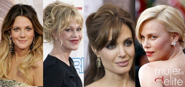 Drew Barrymore, Melanie Griffith, Angelina Jolie y Charlize Theron y sus pasados oscuros