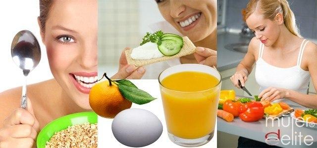 Foto Alimentos que previenen la caída del pelo