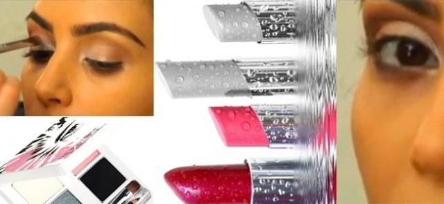 Foto ¡Aprende a maquillarte en solo 5 minutos... al estilo de Kim Kardashian!