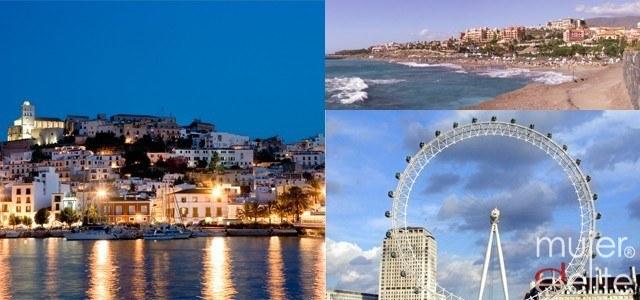 Foto Los mejores destinos para disfrutar de las vacaciones con tus amigas