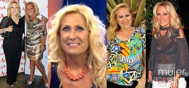 Foto El espectacular cambio de look de Rosa Benito