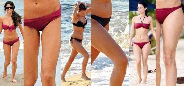 Foto Selena Gómez, Berta Collado y Rachel Bilson: las celebrities con mejores muslos