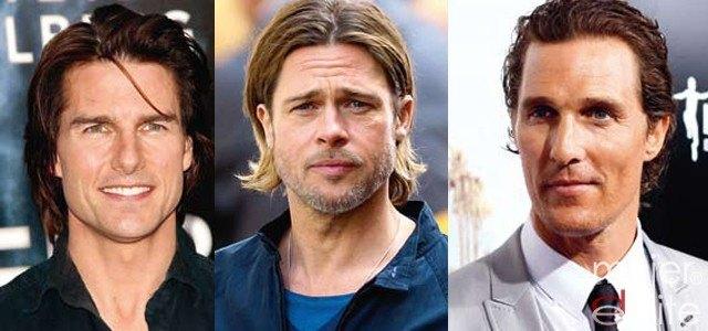 Foto Brad Pitt y Tom Cruise son los reyes del bisturí