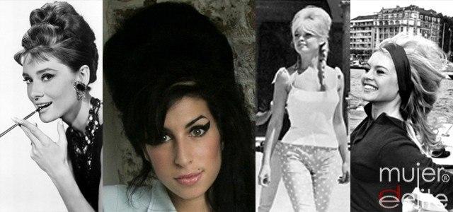 Foto El peinado colmena, al estilo Amy Winehouse