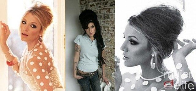 Foto ¡Aprende a hacerte el peinado colmena, al estilo Amy Winehouse!