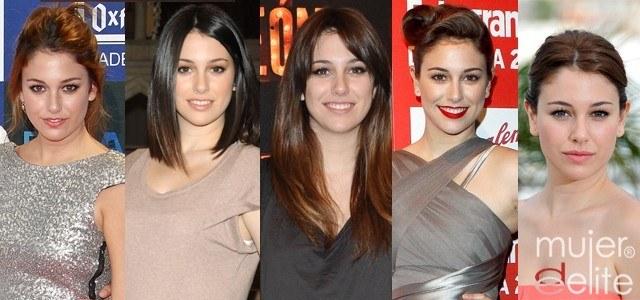 Foto Maquillaje y peinados de Blanca Suárez