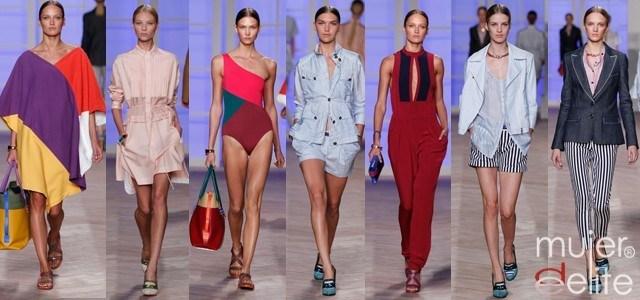 Foto Tommy Hilfiger y sus propuestas de moda para primaveraverano 2012