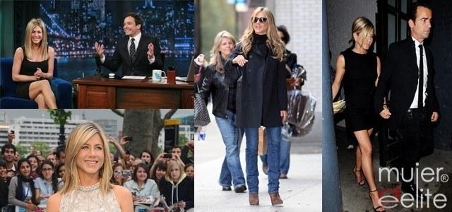 Foto Los trucos de belleza de Jennifer Aniston son copiados por sus fans