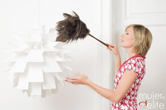 Trucos para mantener la casa limpia ms tiempo mujerdeelite - Como mantener la casa limpia ...