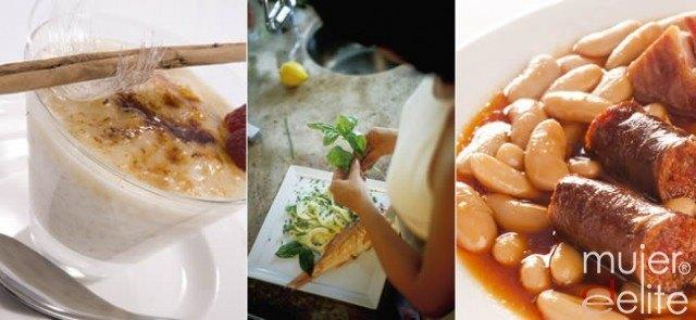 Foto Platos típicos de la cocina asturiana