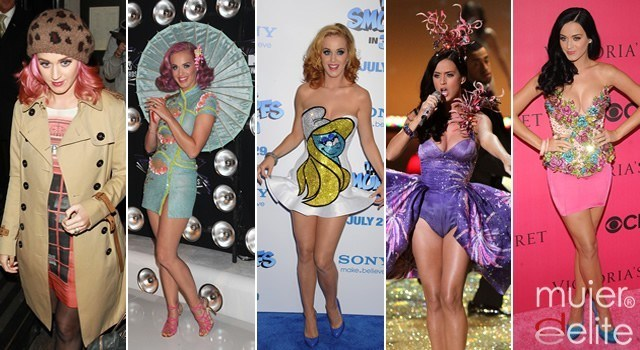 Foto Los looks de Katy Perry