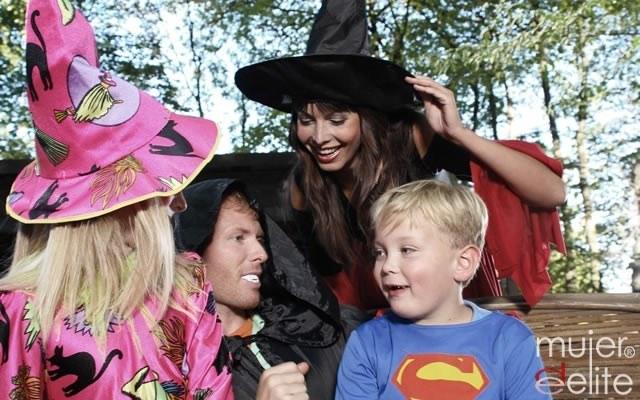 Foto Disfraces para niños en Halloween