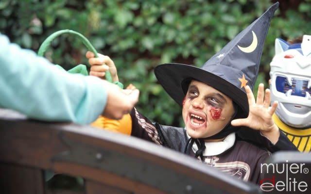 Foto Ideas para hacer los disfraces de los niños en Halloween